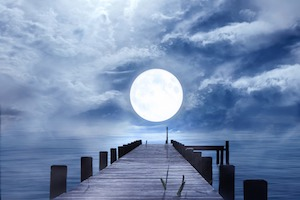 The Wisdom of the Full Moon & Celebrating the New Year